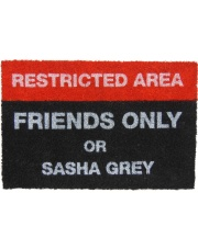 Restricted area - Friends only or...